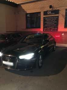 Сургут Audi A6 2015
