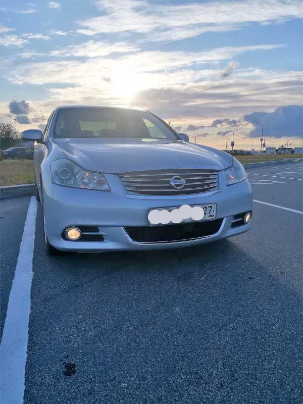 Nissan Fuga, 2008 год, 800 000 руб.