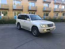 Lexus LX, 2005 г., Красноярск