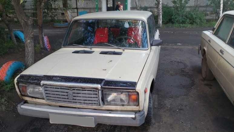 Лада 2107, 1986 год, 35 000 руб.
