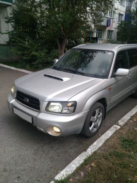 Бийск Forester 2003
