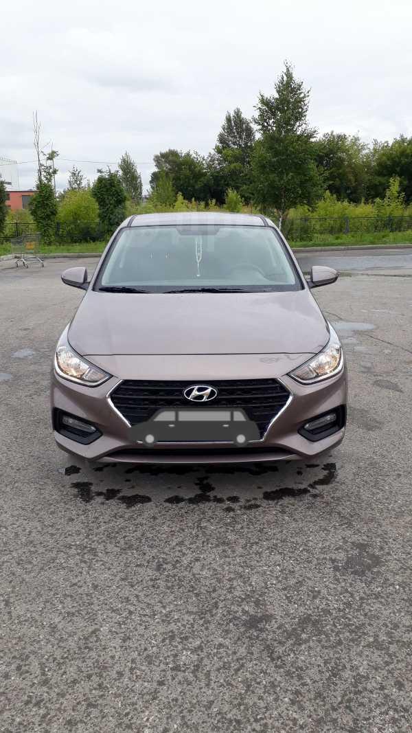Hyundai Solaris, 2018 год, 729 900 руб.