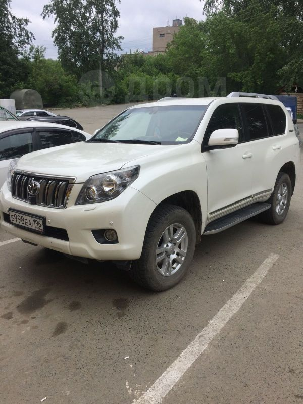 Toyota Land Cruiser Prado, 2010 год, 1 585 000 руб.