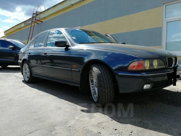 BMW 5-Series, 1997 год, 262 000 руб.