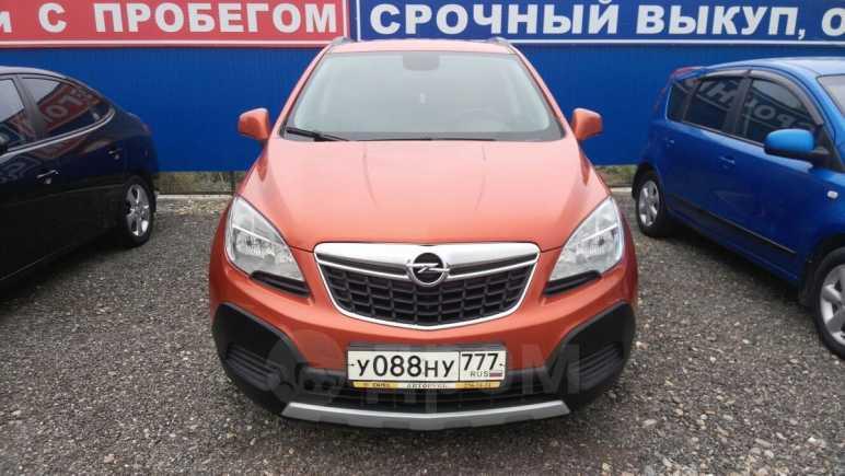 Opel Mokka, 2014 год, 698 000 руб.
