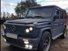 Mercedes-Benz G-класс, 2001 г., Хабаровск