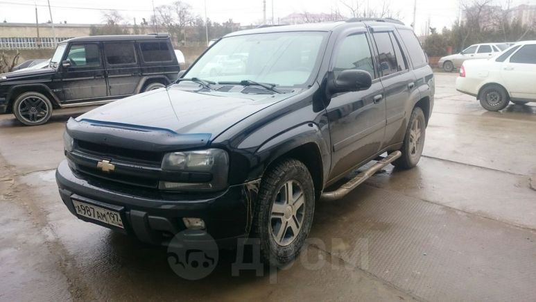 Chevrolet TrailBlazer, 2009 год, 680 000 руб.