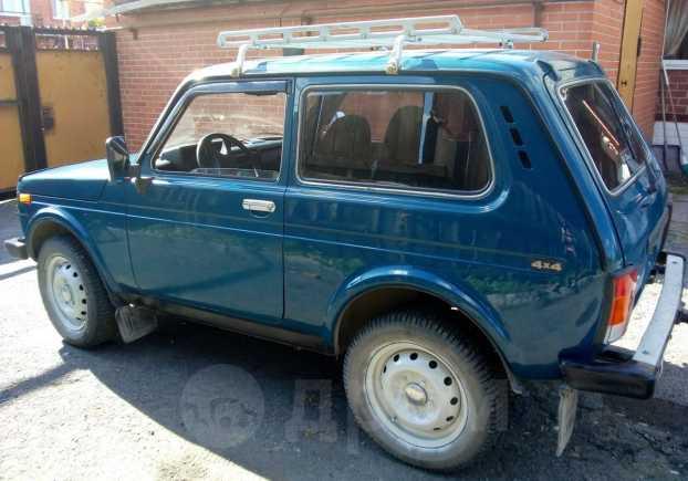 Лада 4x4 2121 Нива, 2007 год, 168 000 руб.