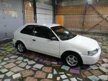 Шимановск Corolla II 1999