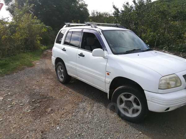 Suzuki Escudo, 1999 год, 405 000 руб.