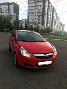 Красноярск Opel Corsa 2010