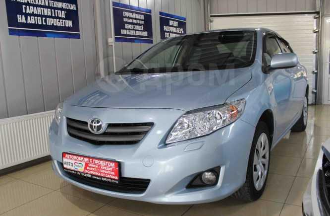 Toyota Corolla, 2007 год, 429 900 руб.