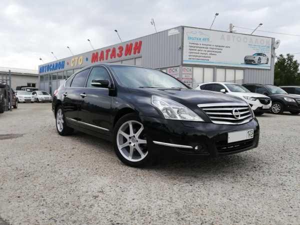 Nissan Teana, 2011 год, 635 000 руб.