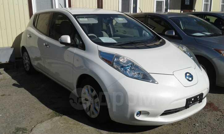 Nissan Leaf, 2011 год, 450 000 руб.