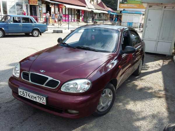 Chevrolet Lanos, 2009 год, 145 000 руб.