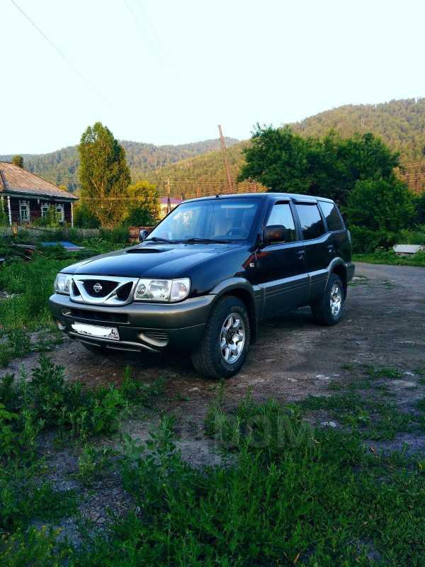 Nissan Terrano II, 2002 год, 425 000 руб.