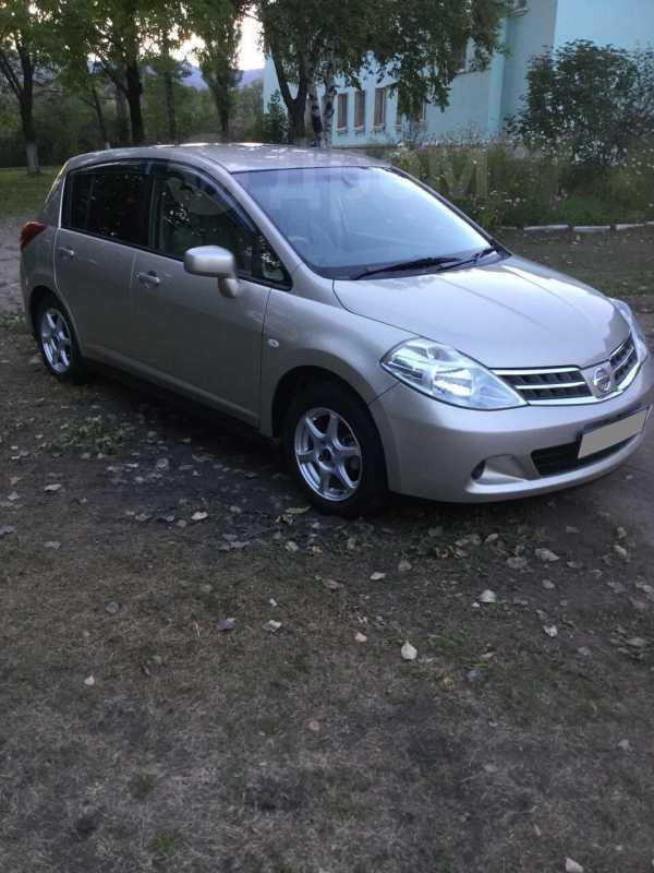 Nissan Tiida, 2009 год, 380 000 руб.