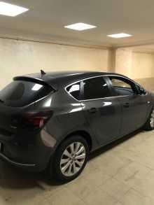 Сочи Opel Astra 2015