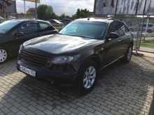 Славянск-На-Кубани FX35 2007