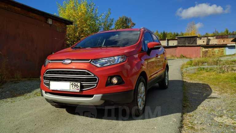 Ford EcoSport, 2014 год, 742 000 руб.