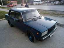 ВАЗ (Лада) 2107, 2007 г., Пермь