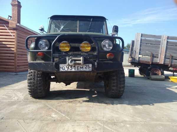 УАЗ 469, 1981 год, 160 000 руб.