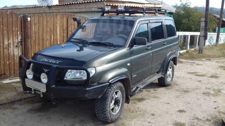 УАЗ Патриот, 2010 год, 490 000 руб.
