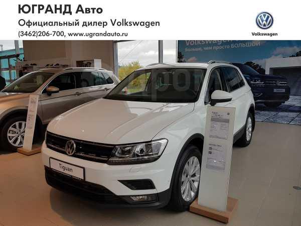 Volkswagen Tiguan, 2018 год, 2 225 400 руб.