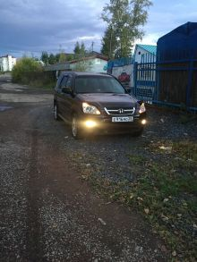 Комсомольск-на-Амуре CR-V 2002