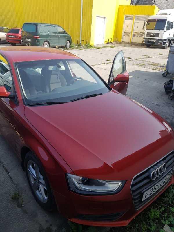 Audi A4, 2013 год, 910 000 руб.