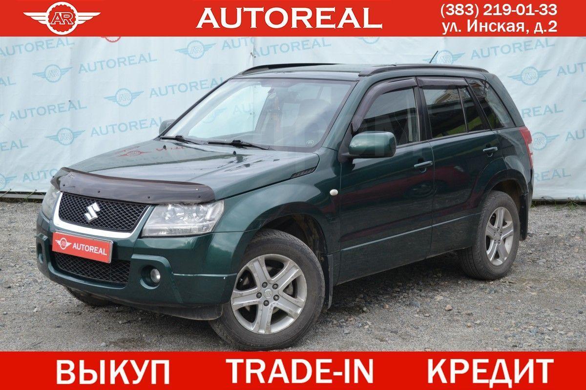 Продажа Сузуки Гранд Витара 2007 год в Новосибирске, Автомобиль от ... b6cf4c1da48
