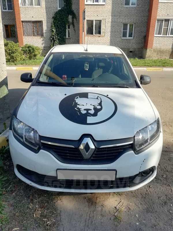 Renault Logan, 2014 год, 384 000 руб.