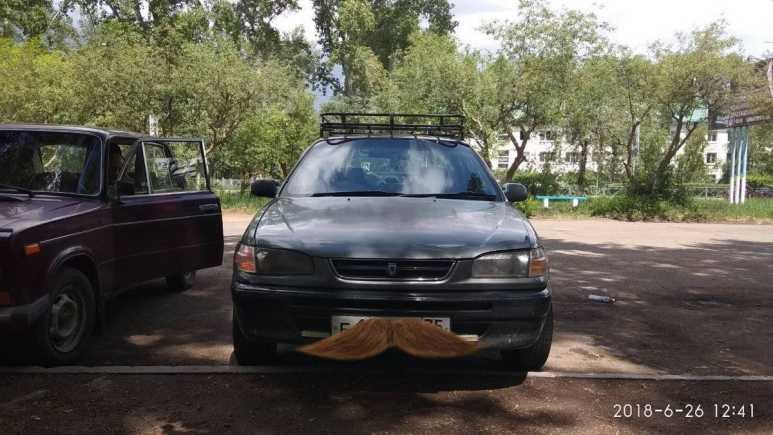 Toyota Corolla FX, 1995 год, 130 000 руб.
