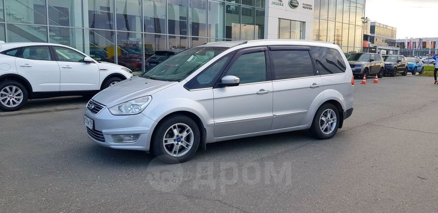 Ford Galaxy, 2010 год, 615 000 руб.