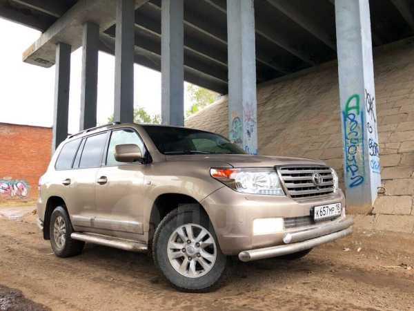 Toyota Land Cruiser, 2009 год, 1 690 000 руб.