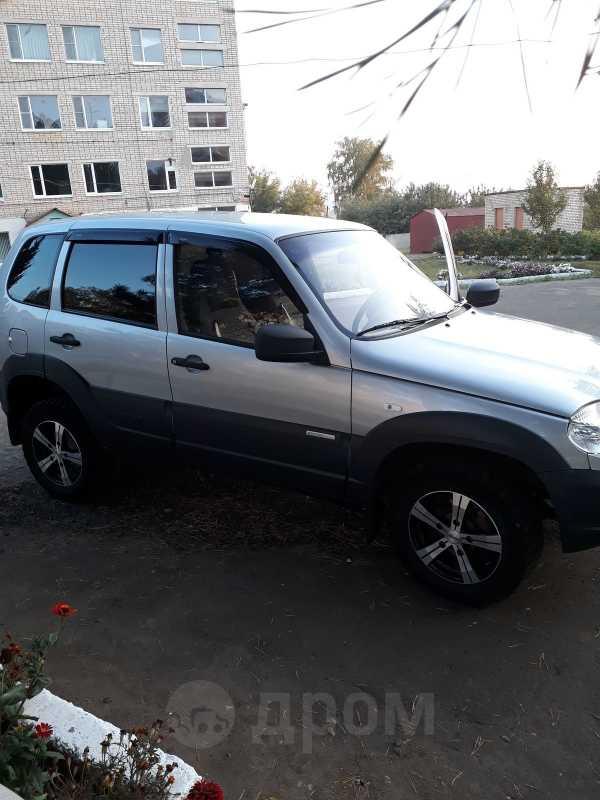 Chevrolet Niva, 2014 год, 365 000 руб.