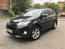 Хабаровск Toyota RAV4 2013