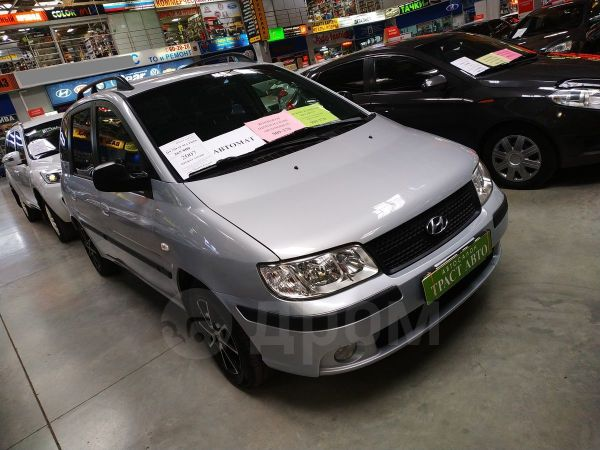 Hyundai Matrix, 2007 год, 365 000 руб.