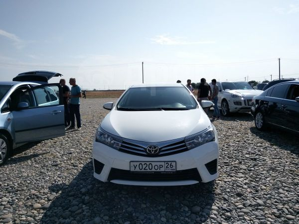 Toyota Corolla, 2014 год, 800 000 руб.