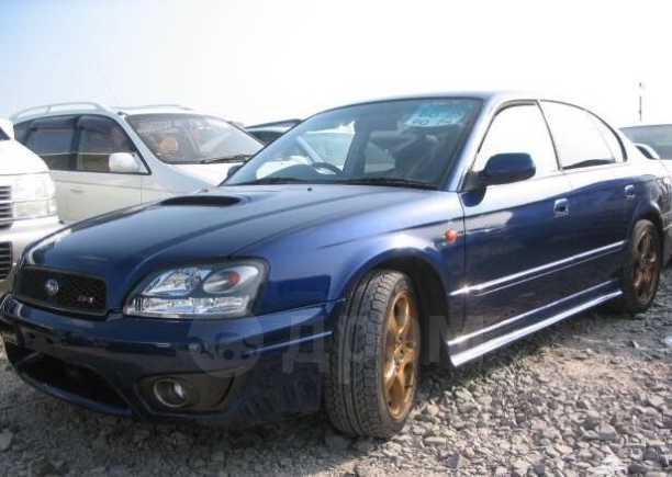 Subaru Legacy B4, 2002 год, 414 000 руб.