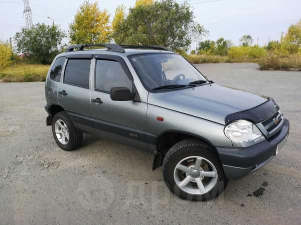 Chevrolet Niva, 2006 год, 213 000 руб.