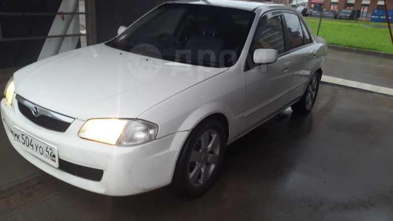 Mazda Familia, 2000 год, 80 000 руб.
