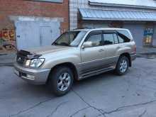 Новосибирск LX470 1999
