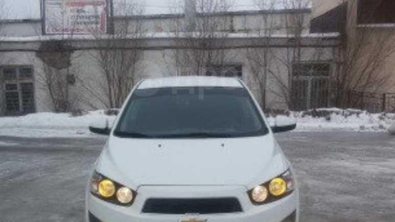Chevrolet Aveo, 2015 год, 500 000 руб.