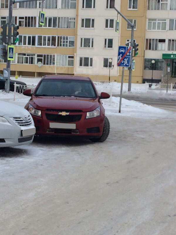 Chevrolet Cruze, 2010 год, 270 000 руб.