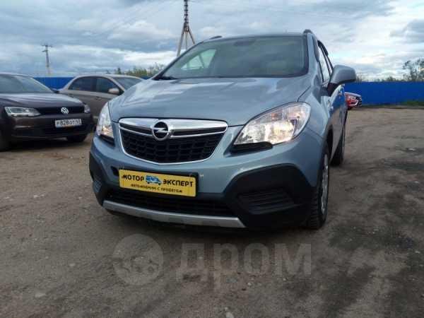 Opel Mokka, 2013 год, 649 000 руб.