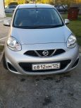 Nissan March, 2014 год, 395 000 руб.