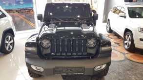 Красноярск Jeep Wrangler 2018
