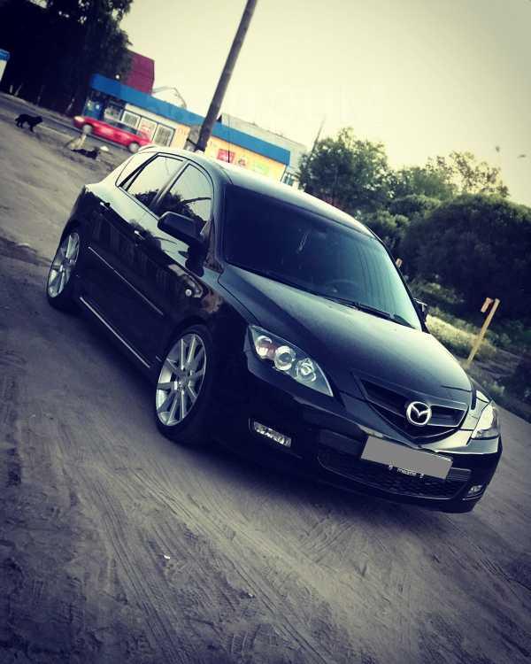 Mazda Mazda3, 2008 год, 399 000 руб.