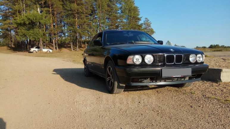BMW 5-Series, 1989 год, 215 000 руб.